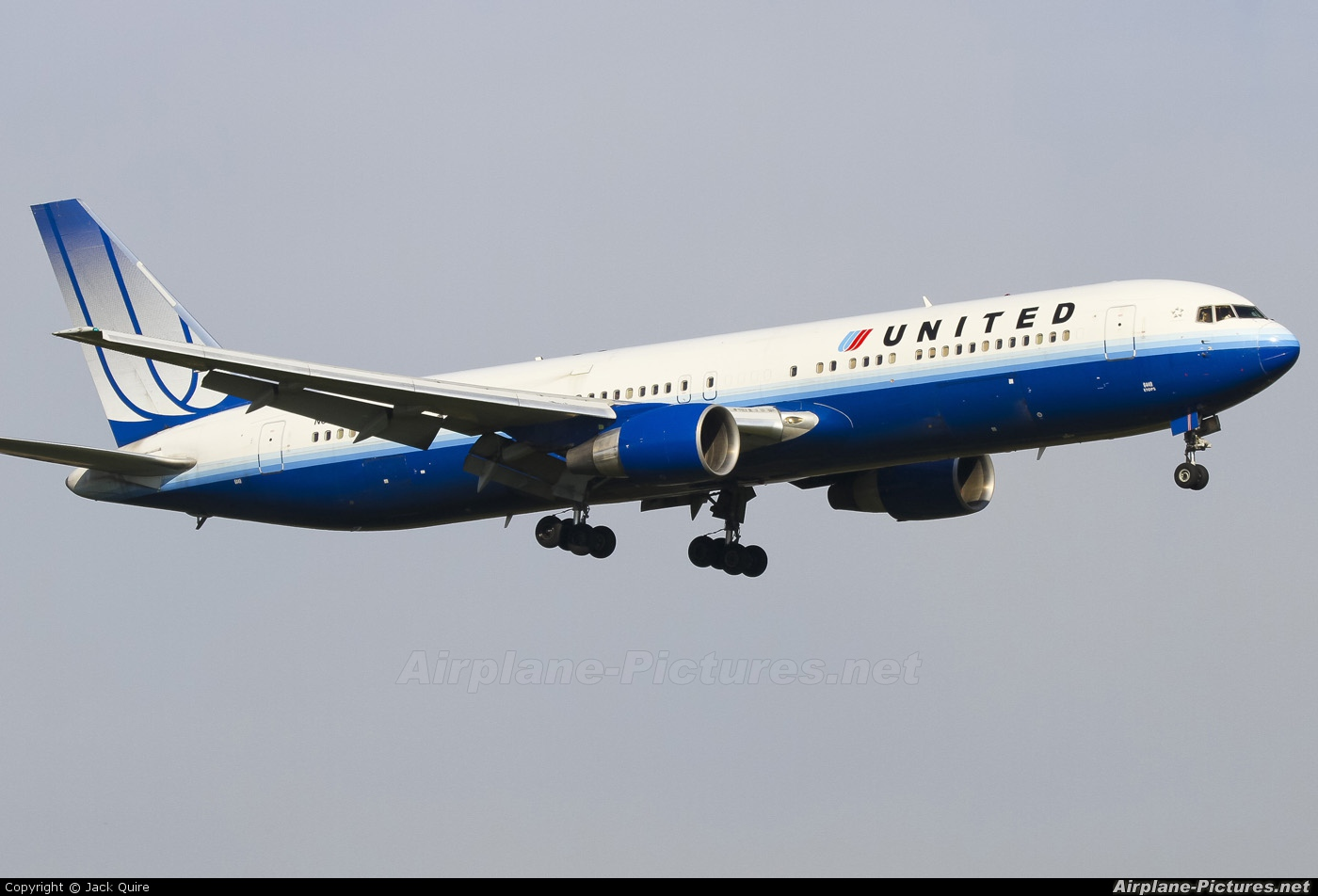 United Airlines N648UA aircraft at London - Heathrow