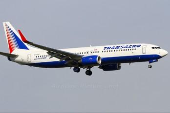EI-UNJ - Transaero Airlines Boeing 737-800