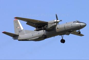407 - Hungary - Air Force Antonov An-26 (all models)