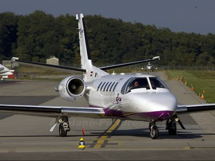 OE-GSP - Private Cessna 550 Citation II