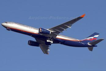 VQ-VQZ - Aeroflot Airbus A330-300
