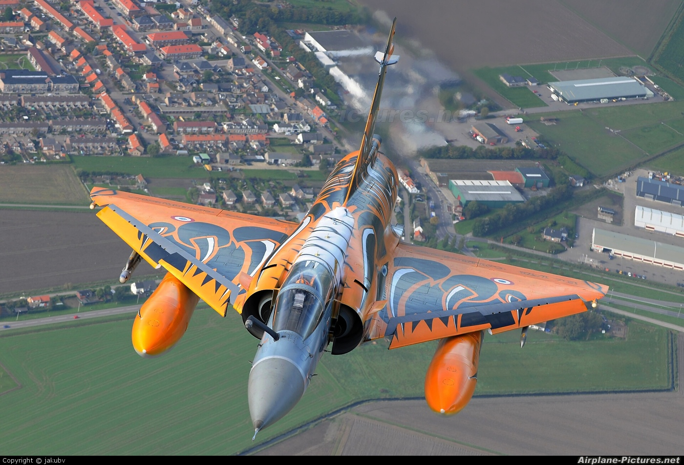 France - Air Force 80 aircraft at In Flight - Netherlands