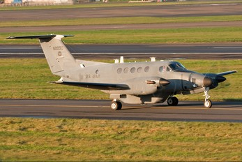 95-0090 - USA - Army Beechcraft RC-12R Huron
