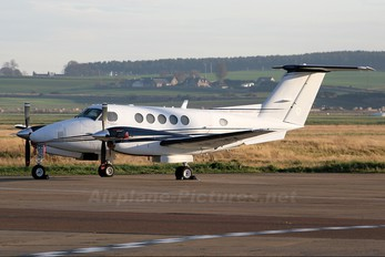 M-JACK - Private Beechcraft 200 King Air