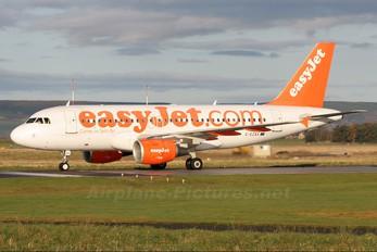 G-EZAX - easyJet Airbus A319
