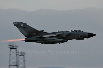 ZG771 - Royal Air Force Panavia Tornado GR.4 / 4A