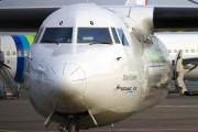 OO-VLQ - CityJet Fokker 50 aircraft