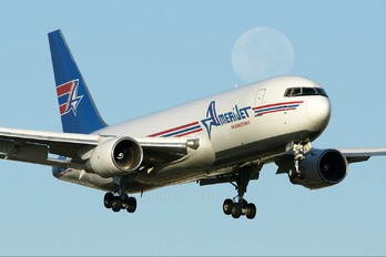 N741AX - Amerijet International Boeing 767-200F