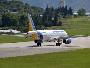 UR-DAD - Donbassaero Airbus A320