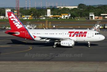 PR-MBI - TAM Airbus A319