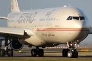 A6-EHF - Etihad Airways Airbus A340-600 aircraft
