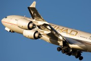 A6-EHC - Etihad Airways Airbus A340-500 aircraft