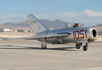 N87CN - Private Mikoyan-Gurevich MiG-15bis