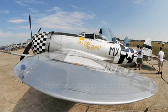 N147PH - Private Republic P-47D Thunderbolt