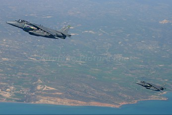 ZG500 - Royal Air Force British Aerospace Harrier GR.7