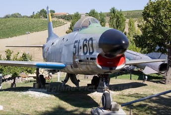 MM53-8297 - Italy - Air Force North American F-86K Sabre