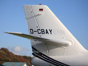 D-CBAY - Private Cessna 680 Sovereign