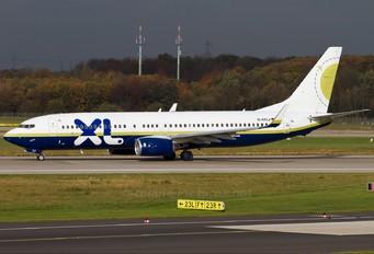 D-AXLJ - XL Airways Germany Boeing 737-800