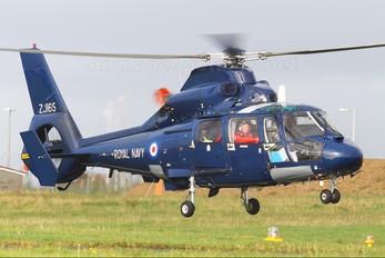 ZJ165 - Royal Navy Aerospatiale AS365 Dauphin II