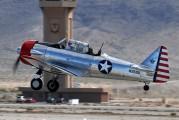 N2550 - Private North American Harvard/Texan (AT-6, 16, SNJ series) aircraft