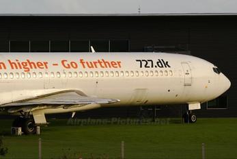 G-BNNI - Private Boeing 727-200 (Adv)