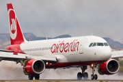 D-ABDW - Air Berlin Airbus A320 aircraft