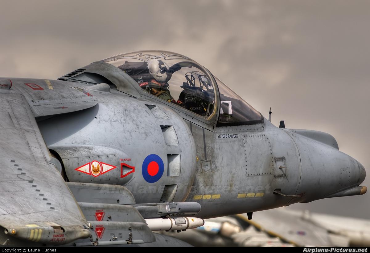 Royal Air Force ZD378 aircraft at Cottesmore