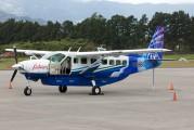 Nature Air's first Cessna 208 Caravan title=