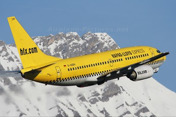 D-AGER - Hapag Lloyd Express Boeing 737-700