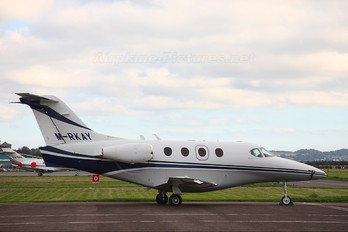 M-RKAY - Private Hawker Beechcraft 390 Premier