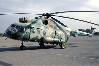 8223 - Libya - Air Force Mil Mi-8