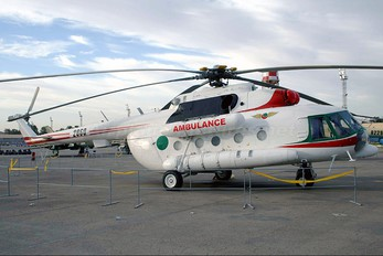 2860 - Libya - Air Force Mil Mi-17