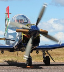 1020 - South Africa - Air Force: Silver Falcons Pilatus PC-7 I & II