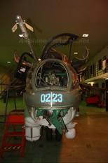 0223 - Slovakia -  Air Force Mil Mi-24D