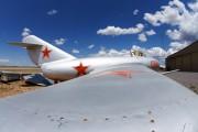 1301 - Russia - Air Force Mikoyan-Gurevich MiG-15bis aircraft