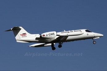 D-CAVE - DRF Luftrettung Learjet 35