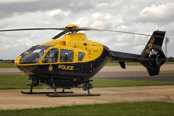 G-CHSU - UK - Police Services Eurocopter EC135 (all models)