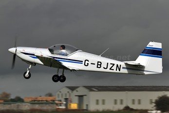 G-BJZN - Private Slingsby T.67A Firefly