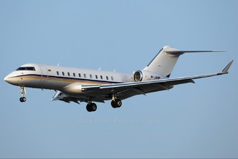 M-JANP - Private Bombardier BD-700 Global Express