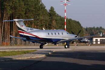 SP-MIX - Private Pilatus PC-12