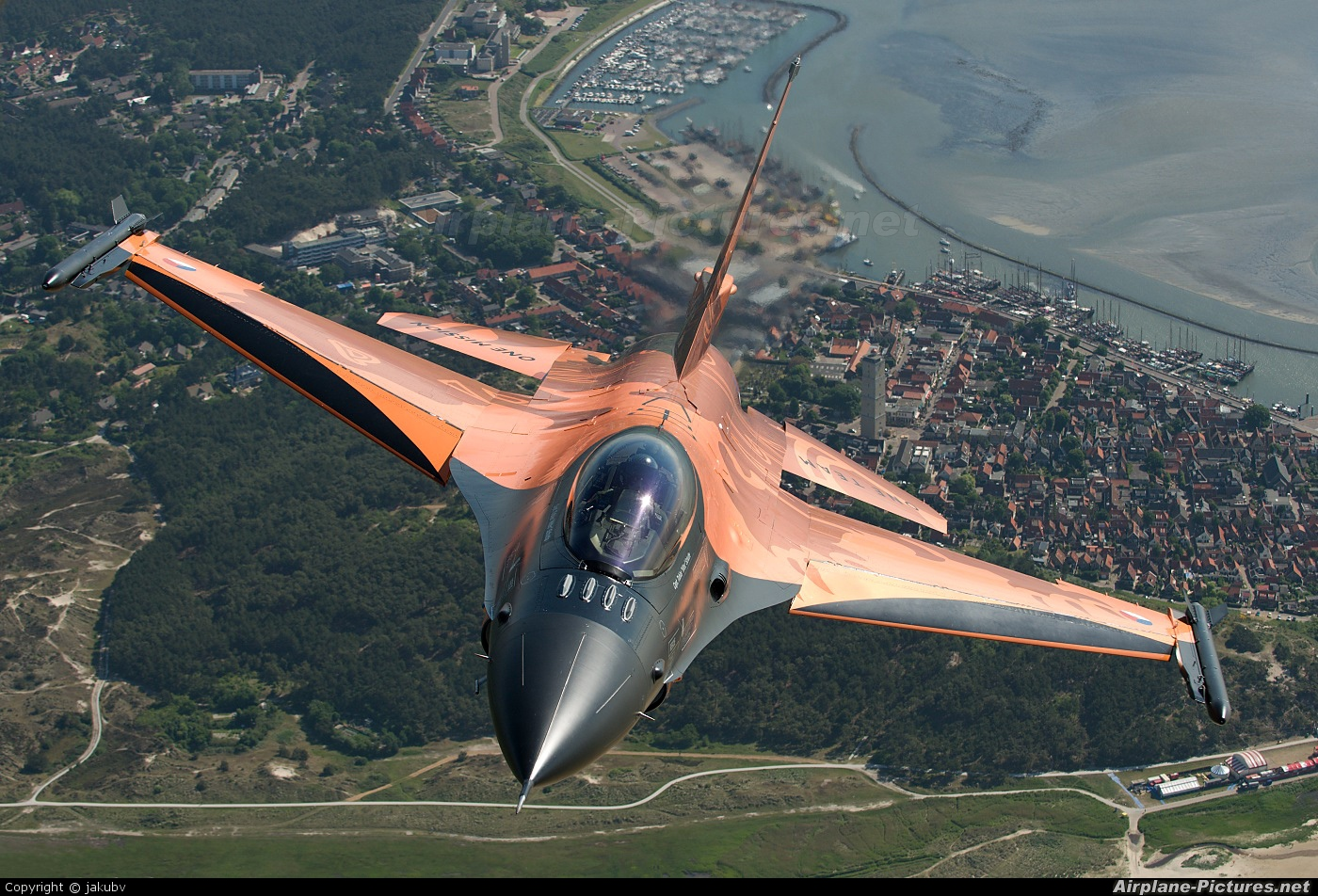 Netherlands - Air Force J-015 aircraft at In Flight - Netherlands