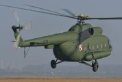 631 - Poland - Air Force Mil Mi-8P aircraft