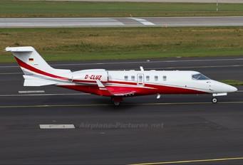 D-CLUZ - FAI - Flight Ambulance International Learjet 40