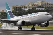 C-GWBJ - WestJet Airlines Boeing 737-700 aircraft