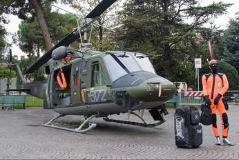 MM81144 - Italy - Air Force Agusta / Agusta-Bell AB 212AM