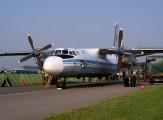 04 - Ukraine - Air Force Antonov An-26 (all models) aircraft