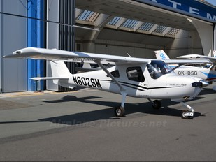 N6029M - DSA - Delta System Air Cessna 162 Skycatcher