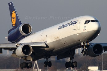 D-ACLB - Lufthansa Cargo McDonnell Douglas MD-11F