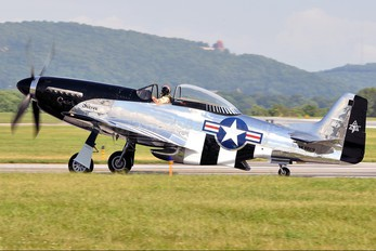 N51HY - Private North American P-51D Mustang
