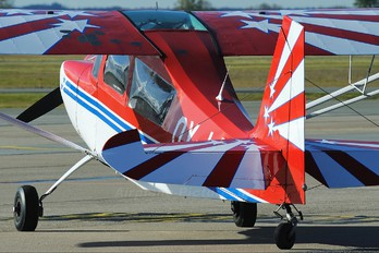 OY-LEN - Private Bellanca 8KCAB Decathlon